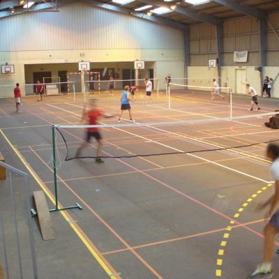 La salle sport
