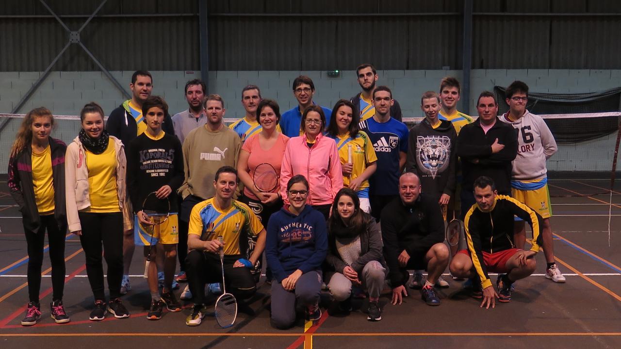 Championnat Club 2016