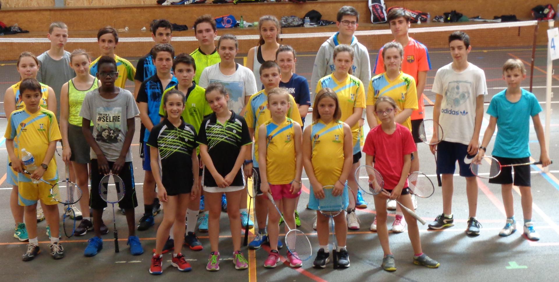 """Tournoi AOC-2017 """"jeunes"""""""