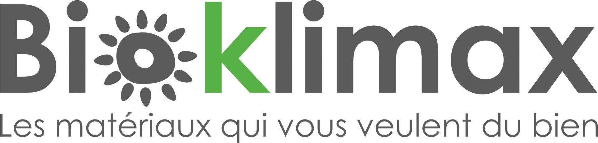 Bioklimax materiaux ecologiques nouveau logo