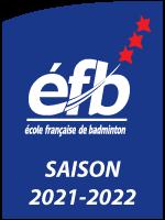 Corcoué sur logne = école de badminton labellisée 3 étoiles (dépuis 3 saisons)