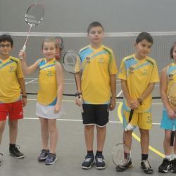 L'équipe Benjamins (U11) 2016-2017