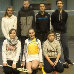 L'équipe Cadets (U15) 2016-2017