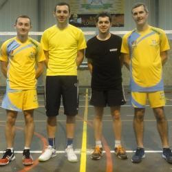 L'équipe Homme 2016-2017