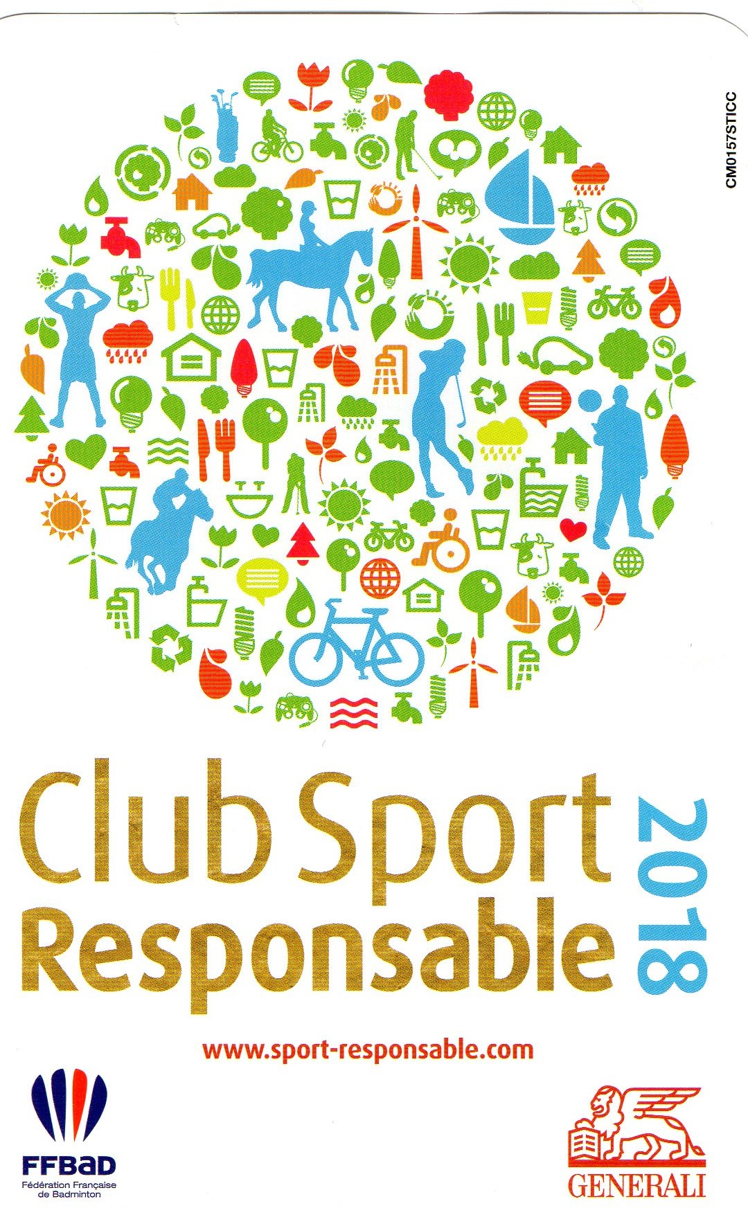 Label sport responsable 2018