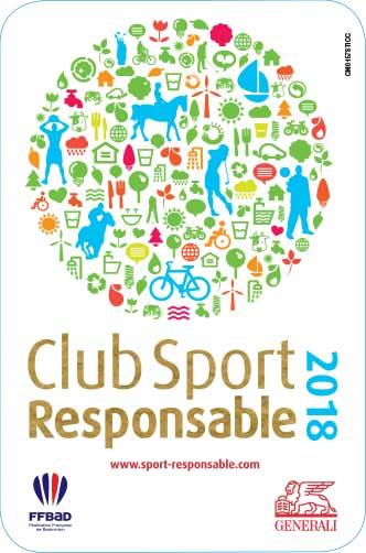 Corcoué sur Logne = Club Sport responsable 2018 en France