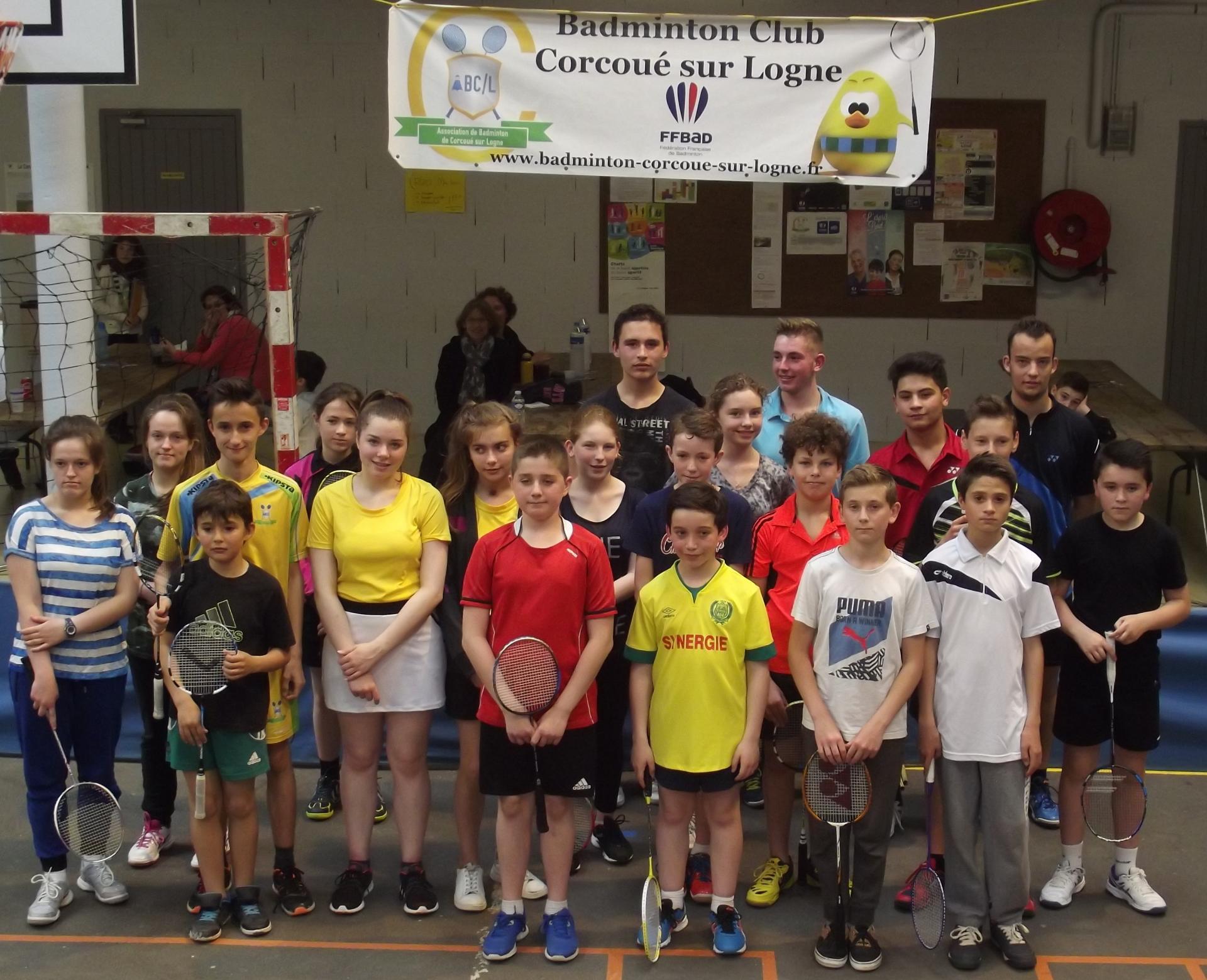 """Tournoi AOC-2016 """"jeunes"""""""