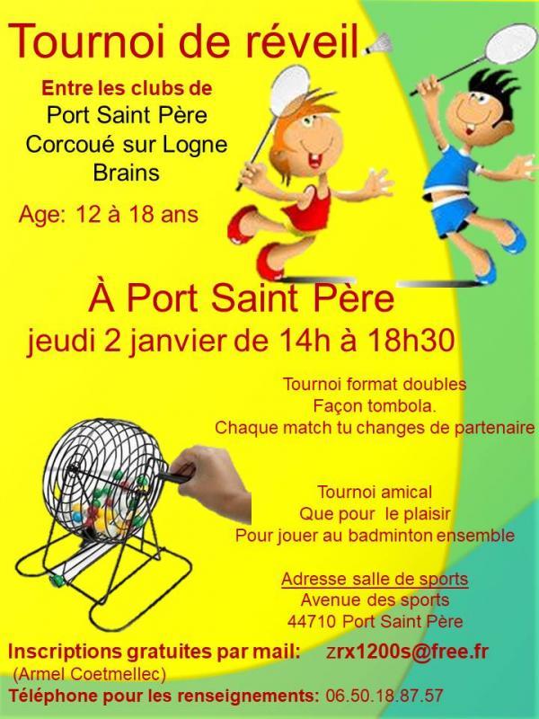 Tournoi port saint pere